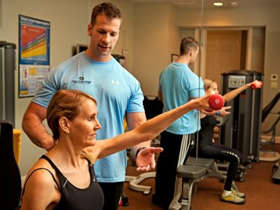 Talking Anatomy and Functional Exercise with Genesis Fitness and Wellness